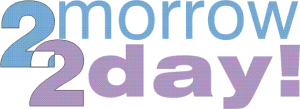 2morrow2day logo