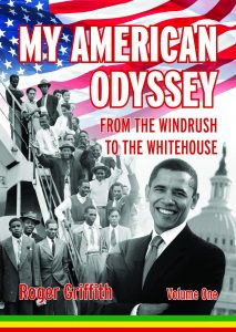 cover image of My American Odyssey From The Windrush to the White House