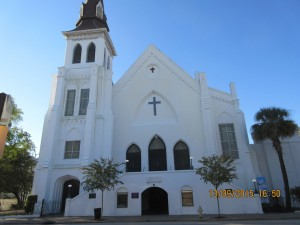 Emmanuel AME church