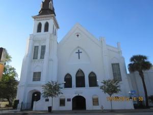 Emmanuel AME church
