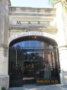 Old slave mart Charleston