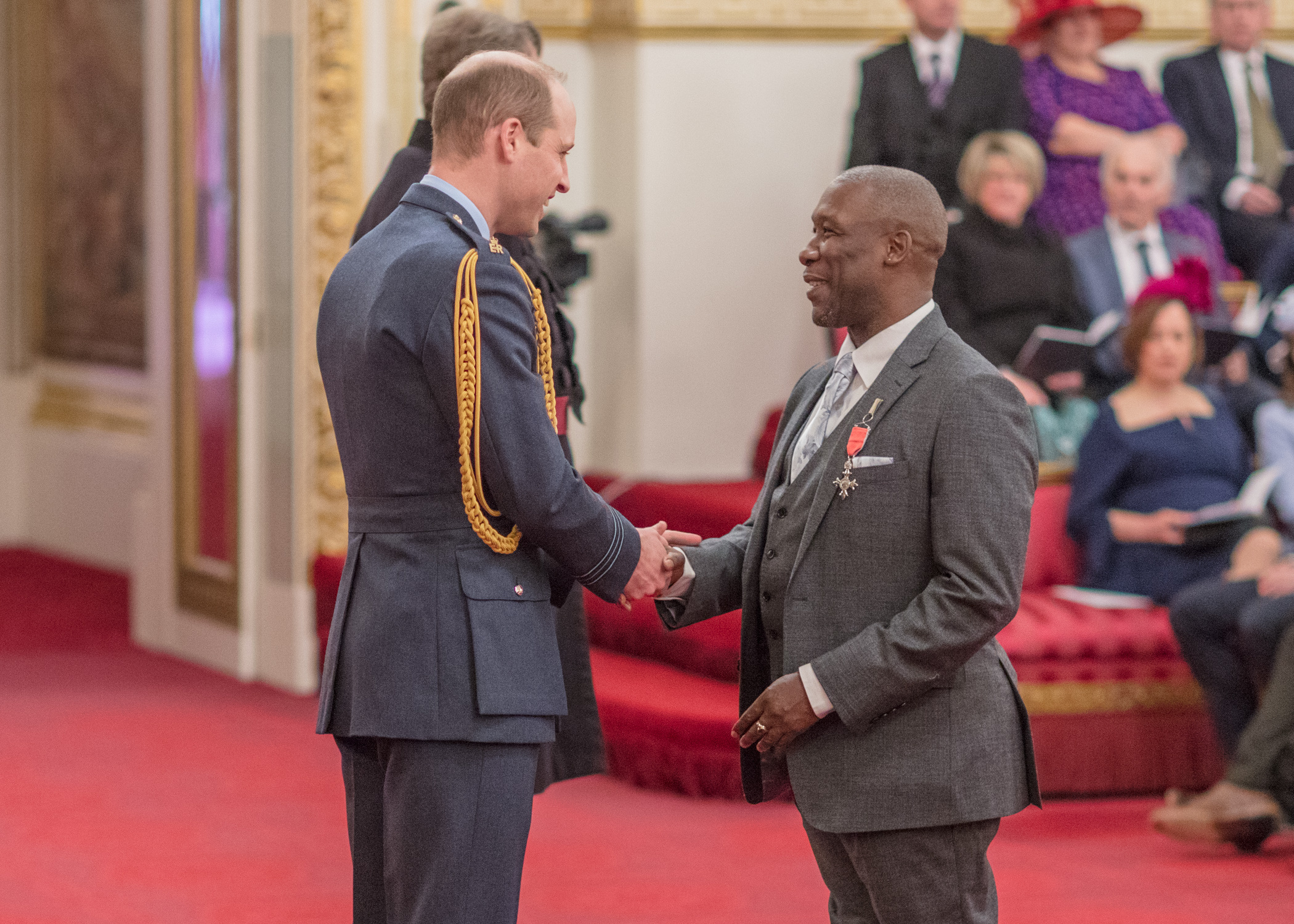 Recieving MBE